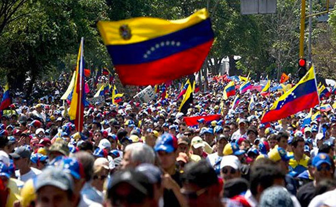 Venezolanos ratifican vencerán intentona golpista
