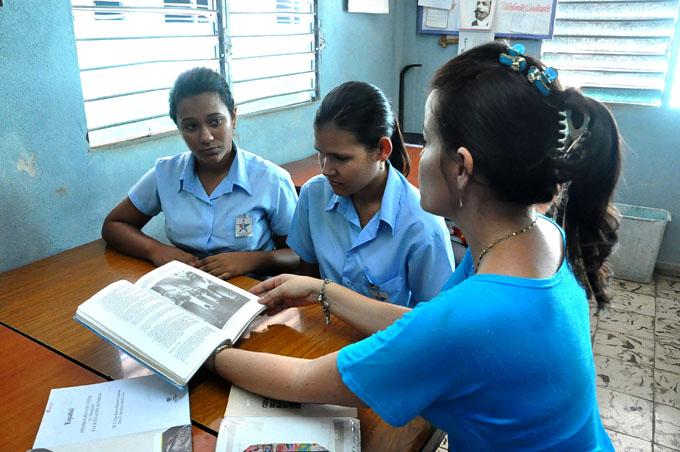 Lista Granma para realización de exámenes de ingreso a la Educación Superior