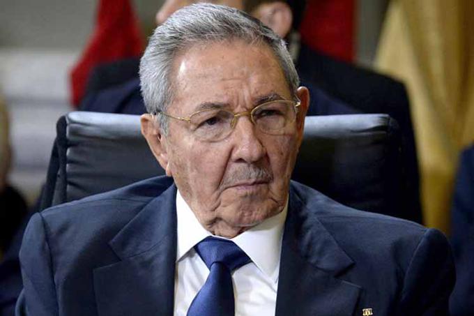 Envía Raúl Castro condolencias a Putin por atentado en metro ruso