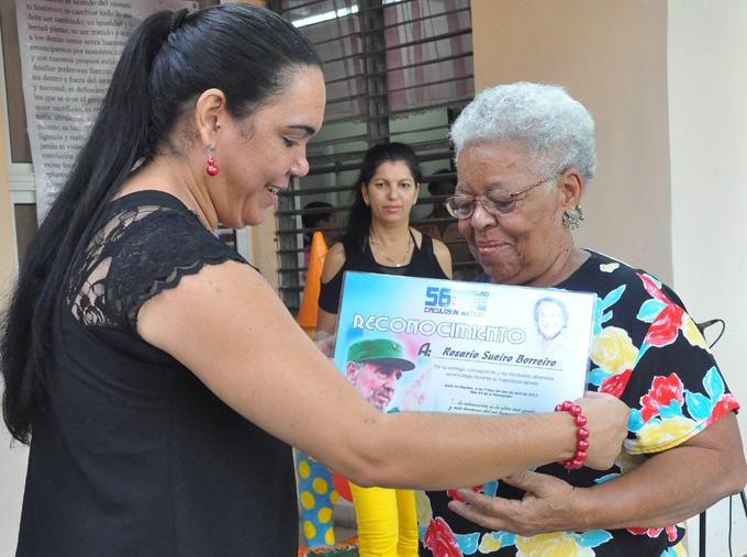 Festejan en Granma cumpleaños 56 de los círculos infantiles