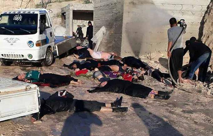 Condenan en ONU uso de armas químicas en Siria y exigen investigación