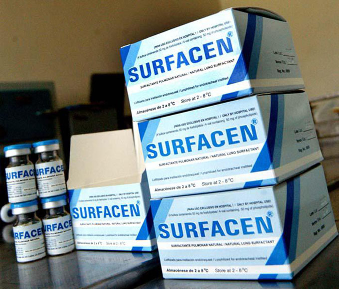 Evaluarán eficacia del Surfacen en foro internacional