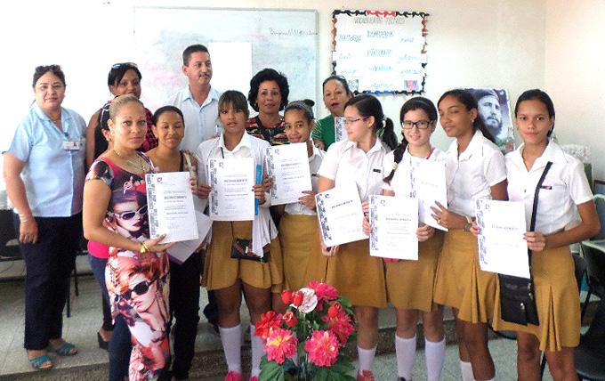 Festejan en Granma Día internacional de las niñas en las tecnologías de las infocomunicaciones