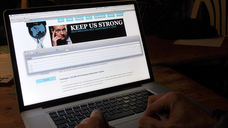 WikiLeaks revela Hive, otra arma secreta cibernética de la CIA