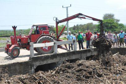 Rápida respuesta ante desbordamiento del Río Purgatorio en Pilón (+ videos)