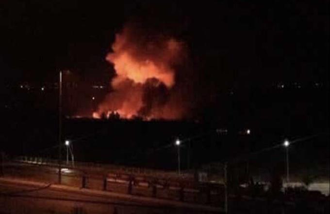 Israel bombardeó aeropuerto internacional de Damasco, Siria