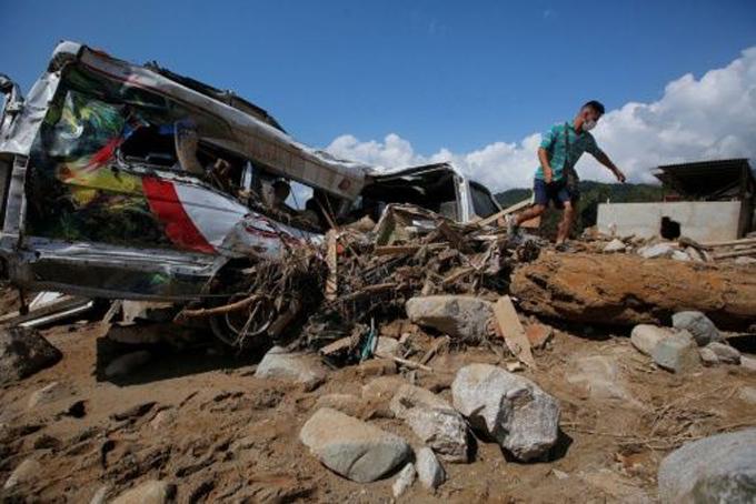 Ola invernal en Colombia provoca más de 360 fallecidos