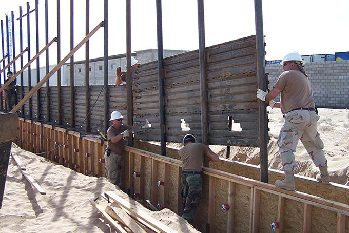 Carencia de recursos afecta planes de EE.UU. sobre muro fronterizo