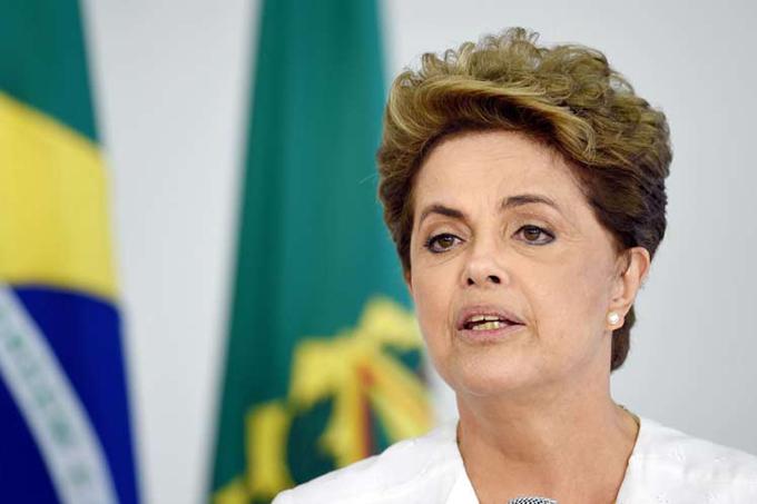 Dilma alerta sobre cambios de reglas del juego democrático en Brasil