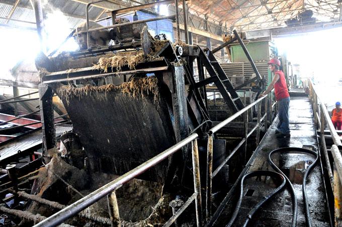 El Enidio Díaz cumple y sigue produciendo azúcar