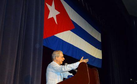 Frei Betto: La fuerza de Cuba es la de su pueblo (+ Fotos)