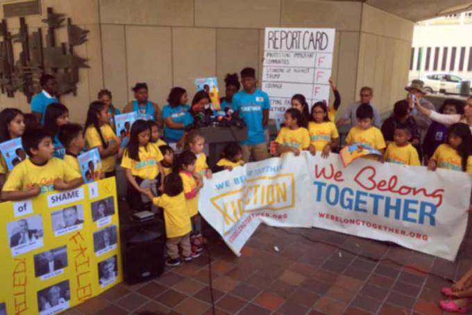 Jóvenes rechazarán en capital de EE.UU. políticas contra inmigrantes