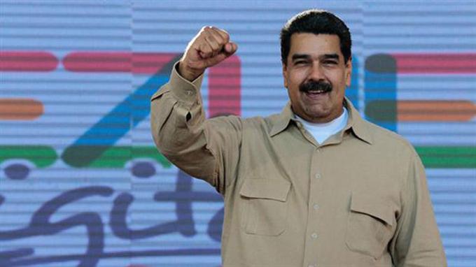 Maduro reafirmó disposición de aplicar justicia a favor de la paz