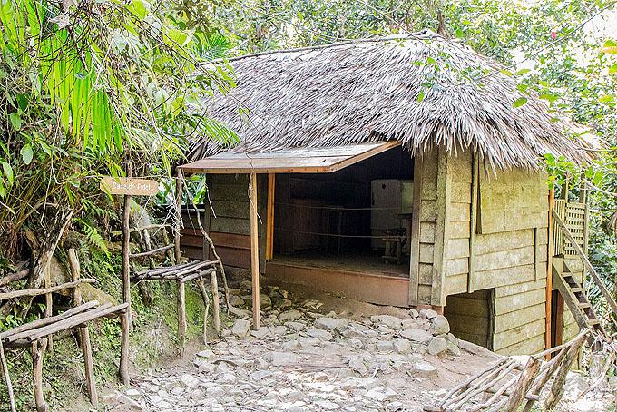 Bohío ocupado por Fidel recibe Mención Especial por Conservación