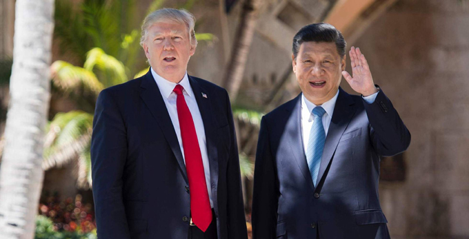 Dialogan Xi y Trump sobre situación en península coreana y en Siria