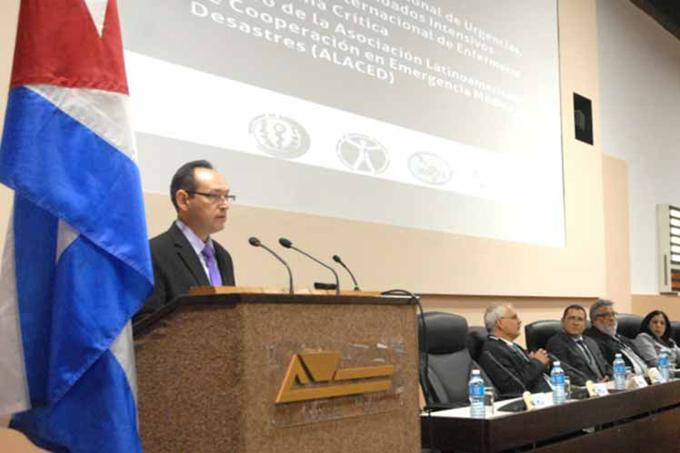 Evento internacional en Cuba registra alta categoría científica