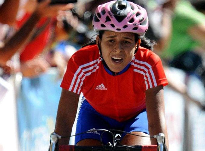 Arlenis Sierra, talento cubano desafía élite del ciclismo mundial