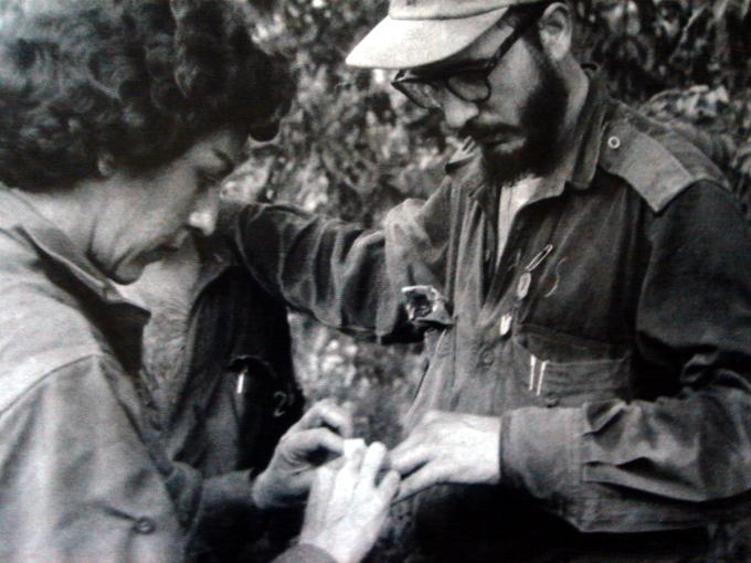 Federadas de Granma recuerdan a Celia Sánchez