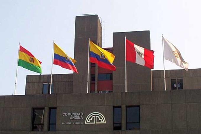 Asume Ecuador presidencia pro témpore de Comunidad Andina de Naciones