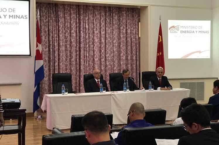 Promueve Cuba en China oportunidades de inversión en sector minero (+fotos)