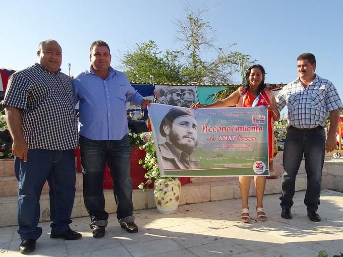 Festejan en Granma Día del Campesino cubano y aniversario 56 de su organización (+ fotos)