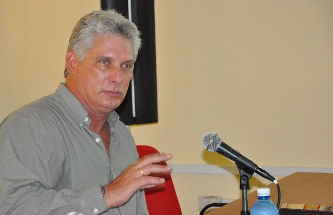 Preside Díaz-Canel delegación a la toma de posesión del nuevo Presidente del Ecuador