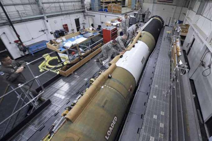 EE.UU. hará prueba para destruir un misil balístico intercontinental