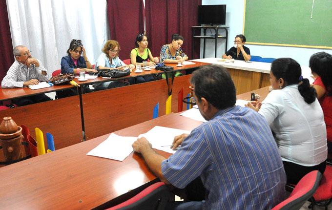 Comienza hoy en Granma seminario preparatorio del curso escolar 2017-2018