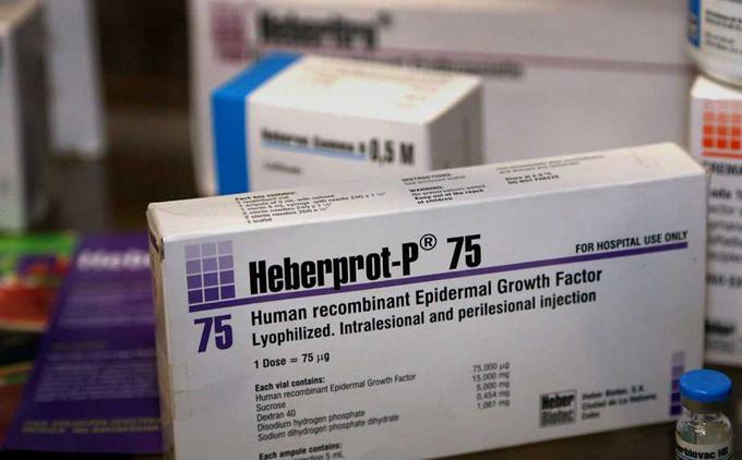 Heberprot-P: 10 años de su introducción con notables resultados