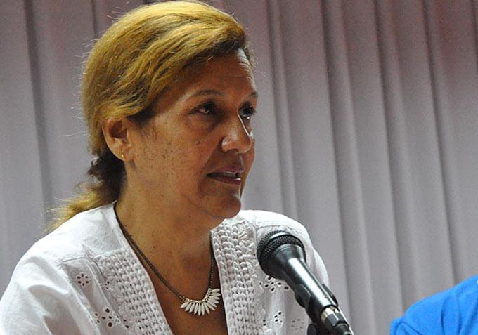 Delegación cubana en Viena para conferencia internacional