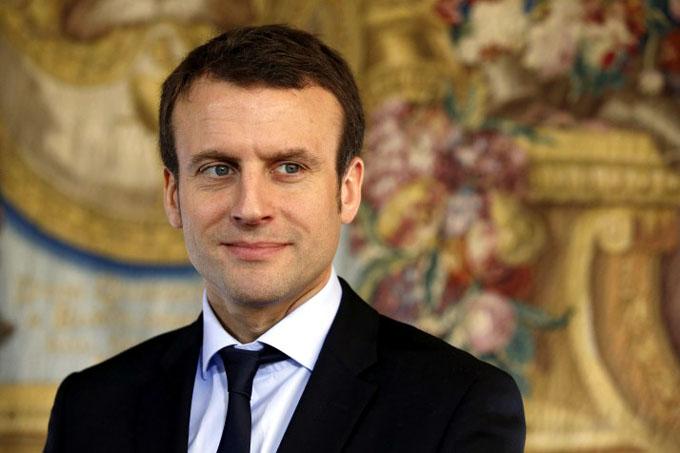 Emmanuel Macron sigue como favorito hacia elecciones en Francia