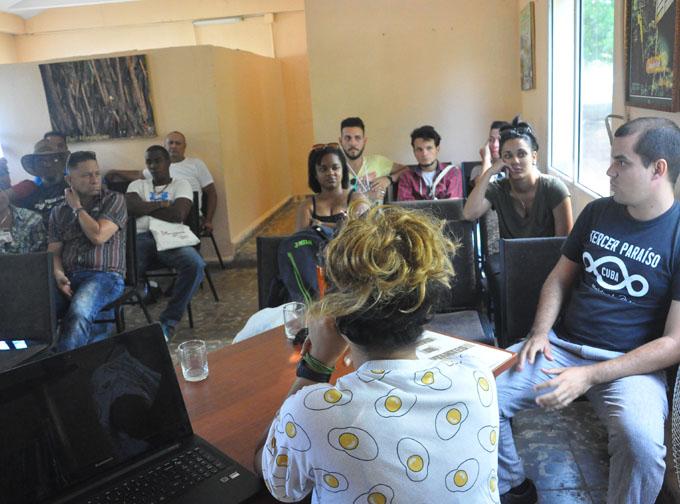 La comunidad, esencia de Festival de cine en Granma (+ fotos y videos)