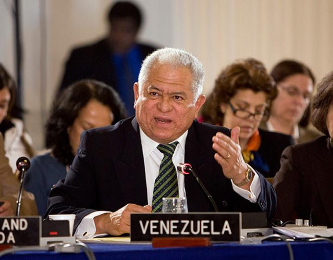 Venezuela expresa alarma por declaraciones de Comisionado de DD.HH.