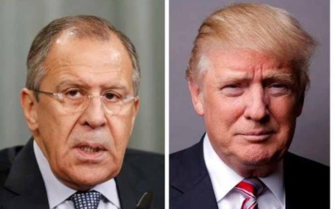 Presidente de EE.UU. recibirá al canciller ruso