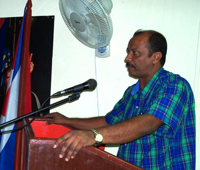 Educadores de Granma dedican a Fidel seminario preparatorio del curso 2017-2018