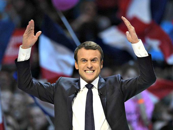 Con Macron presidente, Francia cierra complejo proceso electoral