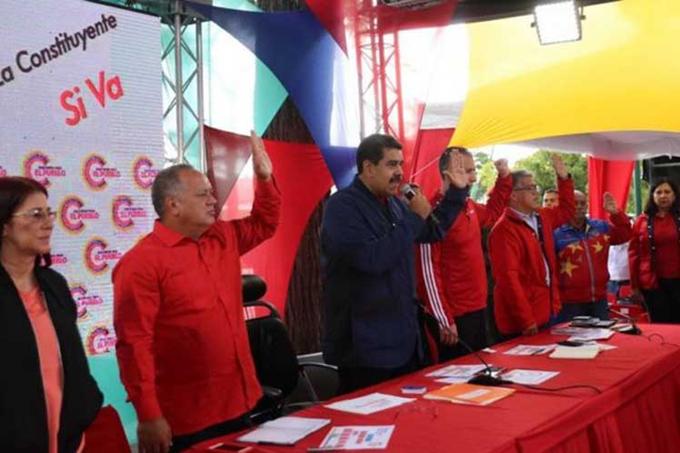 Crean comando especial de seguridad antiterrorista en Venezuela