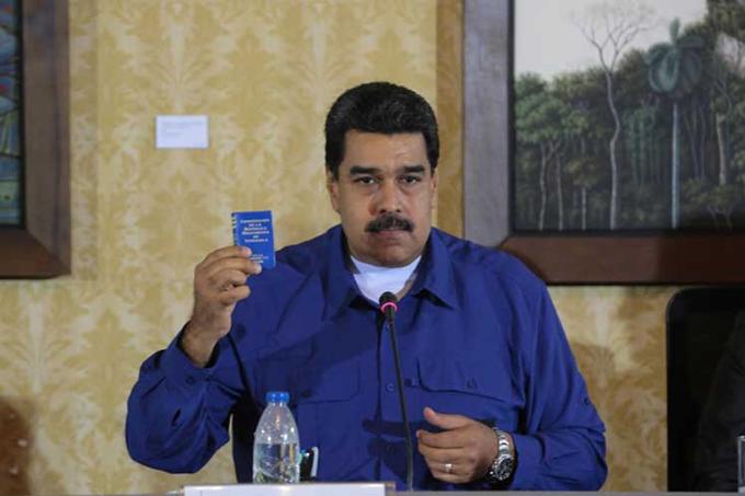Presidente venezolano ratifica elecciones en el país