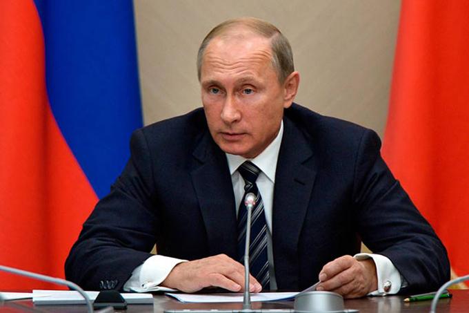 Putin ratificó estrategia de seguridad económica hasta 2030
