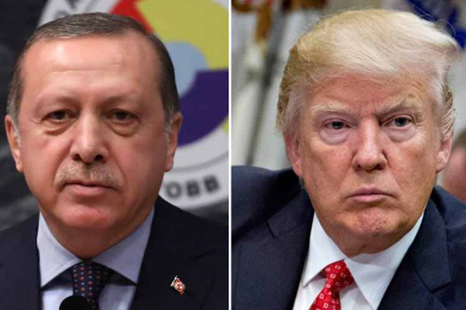Nuevo y grave tropiezo en las relaciones entre Turquía y Estados Unidos