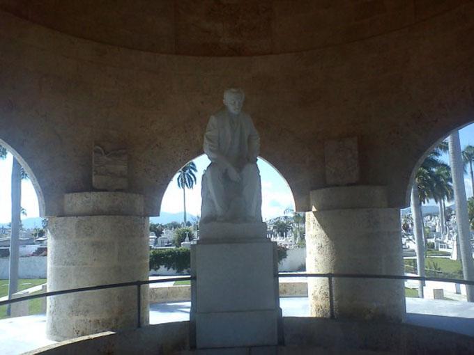 Tributo hoy a José Martí en mausoleo a 122 años de su caída
