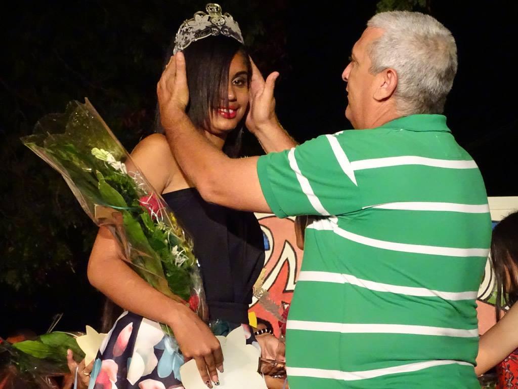 Eligen nueva reina de las flores en Bayamo (+ fotos)