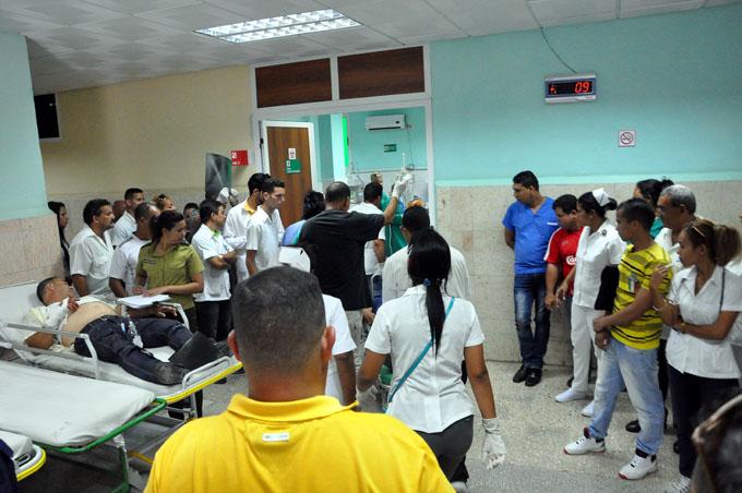 Falleció otro lesionado del accidente de tránsito en Granma