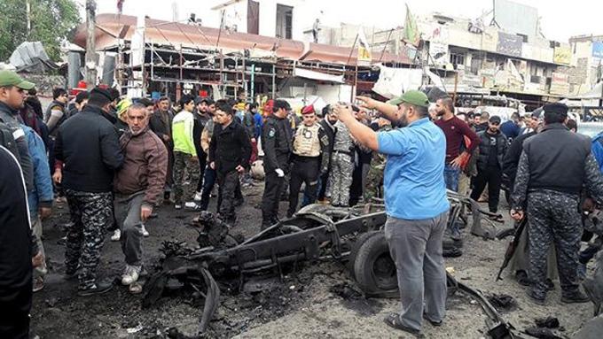 Dos atentados en Bagdad en menos de 24 horas (+foto)