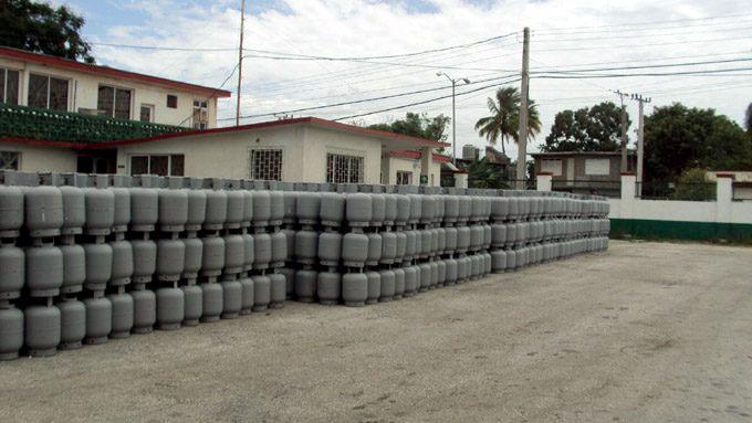 Comenzará venta liberada de gas licuado en Bayamo y Manzanillo