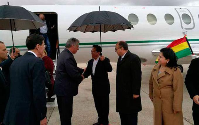 Cuba y Bolivia ratifican voluntad de ampliar colaboración