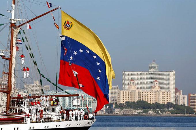 Arribará a La Habana buque escuela de Venezuela