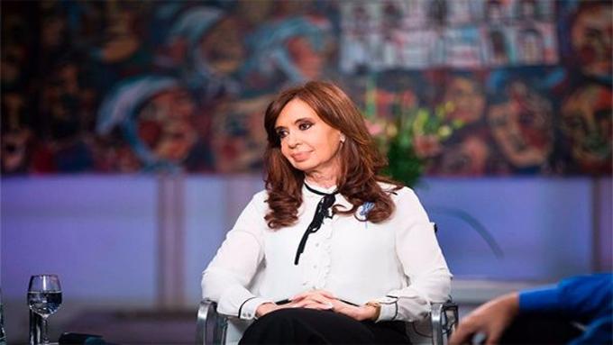 Cristina Fernández y su llamado a construir unidad