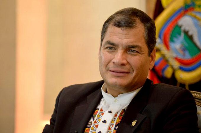 Llegará a Cuba el Presidente del Ecuador