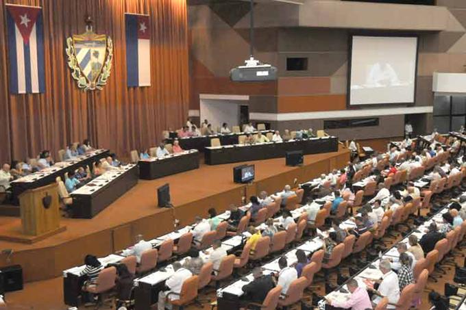Comienza en Cuba trabajo de comisiones de la Asamblea Nacional